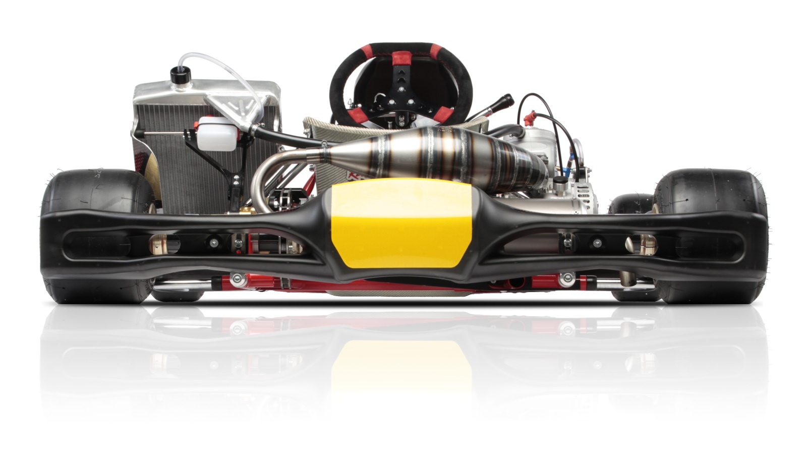 Chassis « Kartteam Meier powered by Fast-Media